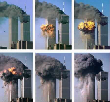 WTC South Tower Strike Sequence