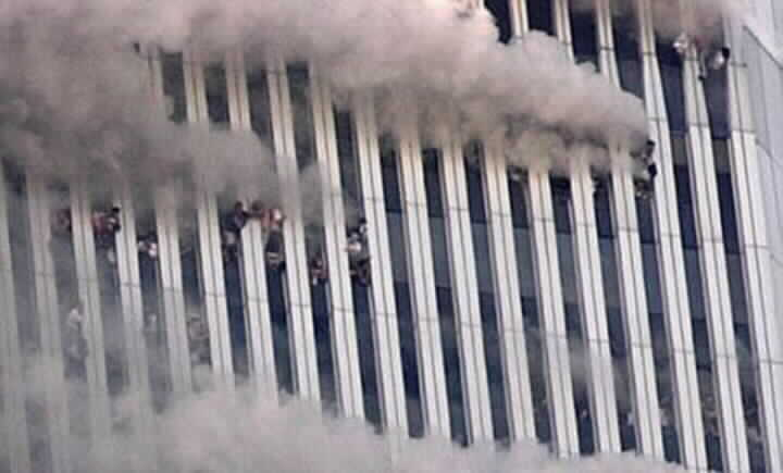 World Trade Center Jumpers 9-11