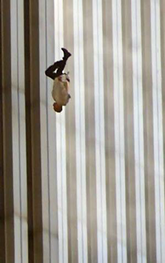 World Trade Center Jumpers 9-11 The Falling Man
